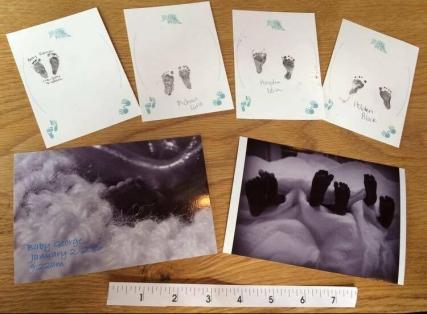 IVF quadruplets